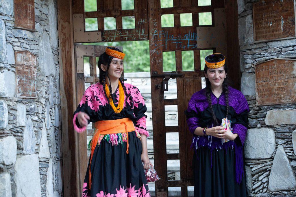 Women in Bashali